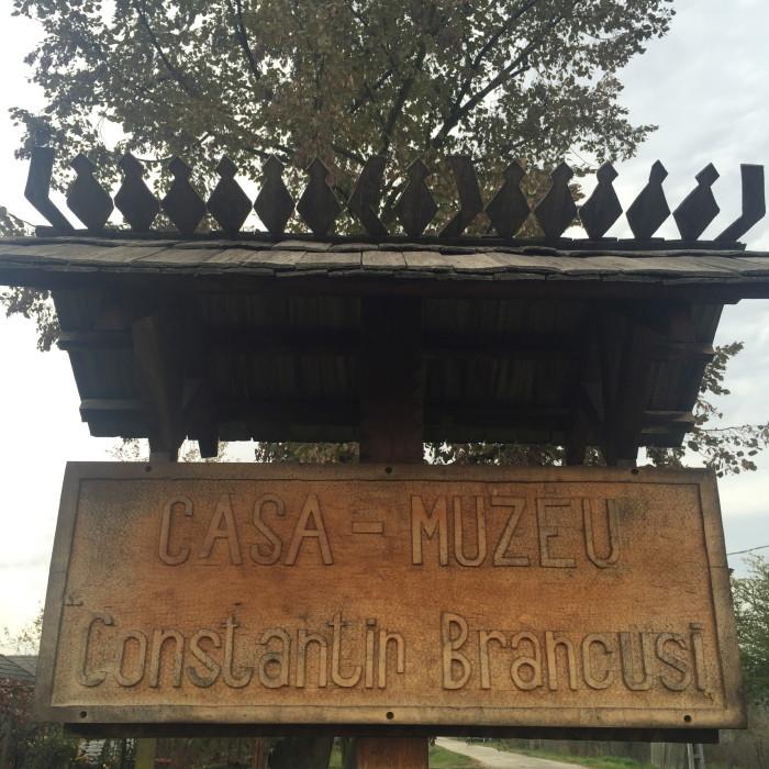Casa-Muzeu Constantin Brancusi